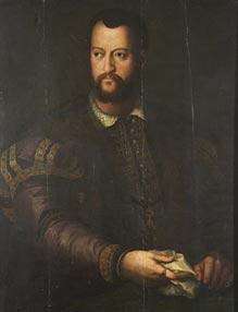 Ritratto di Cosimo I di Bronzino