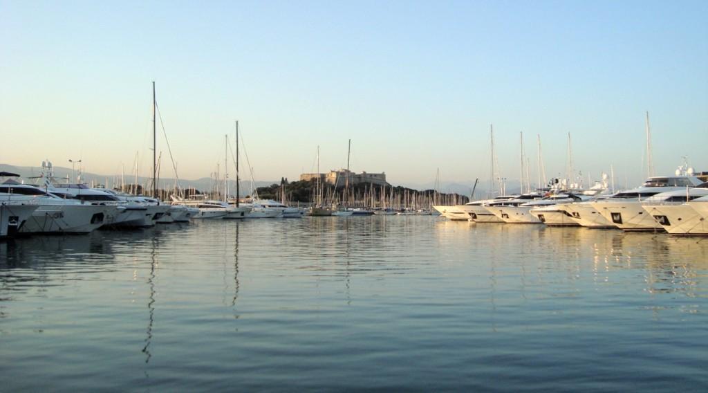 Antibes - porto