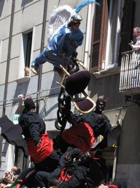 Misteri di Campobasso: diavoli in processione
