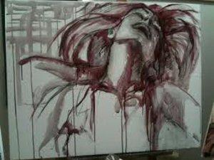Dipinto di Elisabetta Rogai