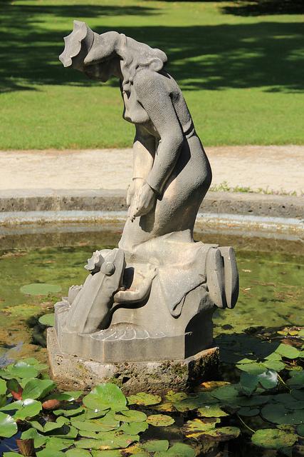Innsbruck-statua principessa e rospo (Michela Simoncini)