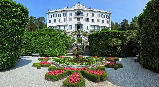 Villa Carlotta a Tremezzo