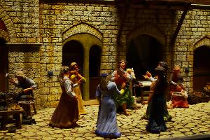 San Gimignano 1300 - danzatrici