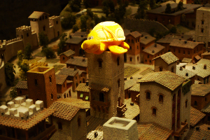 Torre di Museo San Gimignano 1300