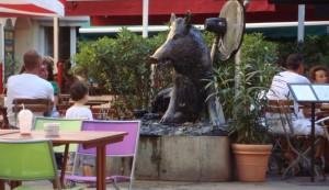 fontana del porcellino aix-en-provence