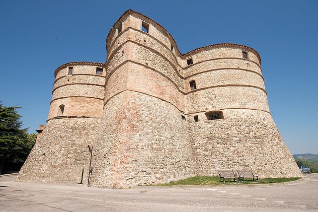 Castello di Sassocorvaro - Marche