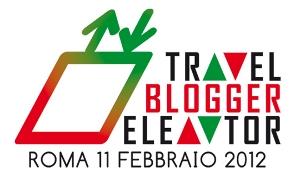 Travel Blogger Elevator Roma