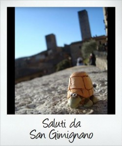 Slow Travel - San Gimignano