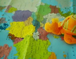 Slow Travel: racconti di viaggio a passo di tartaruga