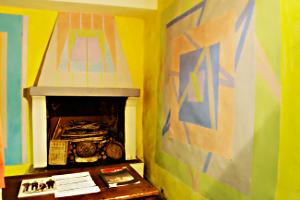 Casa dipinta a Todi - Umbria
