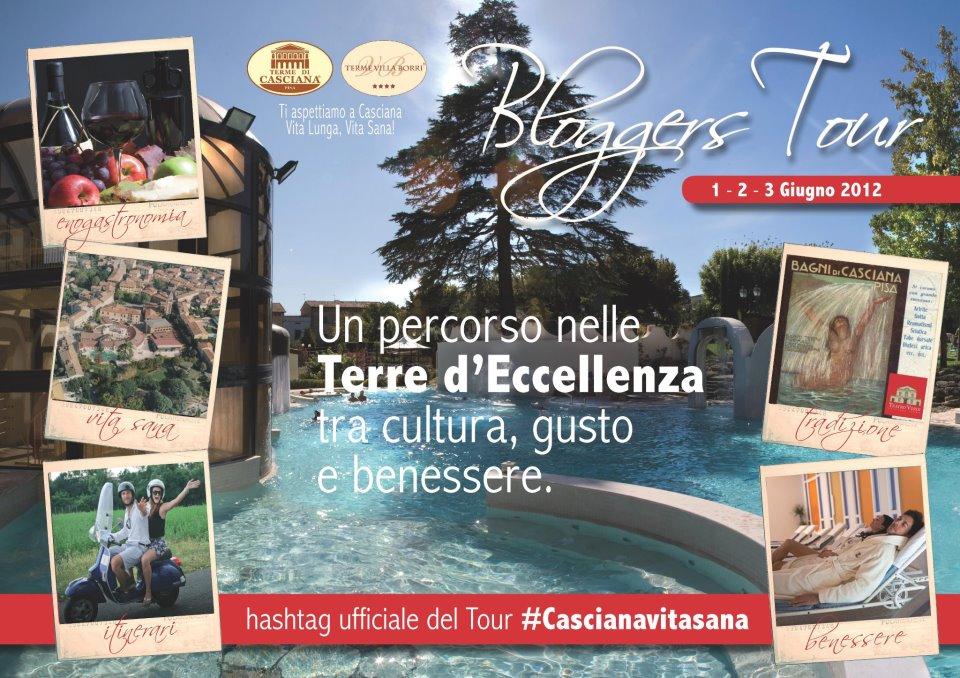 Blog Tour #cascianavitasana