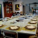 Savini Tartufi - sala degustazione