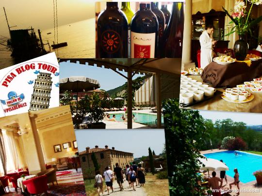 foto del Pisa Blog Tour 2012