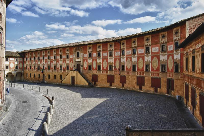 Palazzo del Seminario - San Miniato