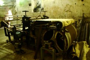 Fabbricazione carta a Amalfi
