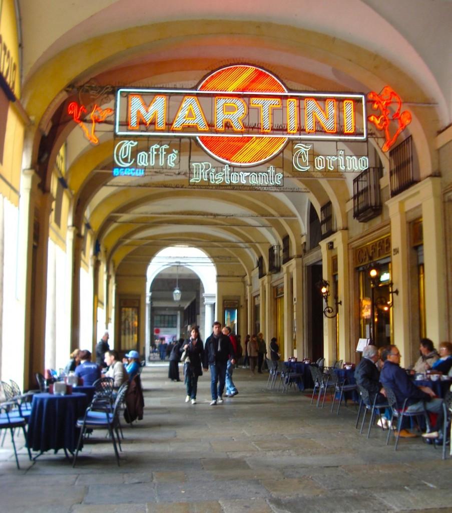 Torino - portici monumentali