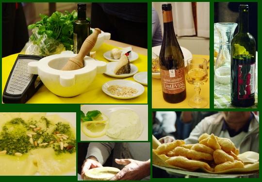 Mangiare A Levanto Piatti Tipici Della Cucina Ligure