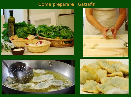 in una lezione di cucina ho assistito e anche partecipato alla realizzazione di questi gustosi ravioli che sono ripieni di erbe selvatiche miste a bietole