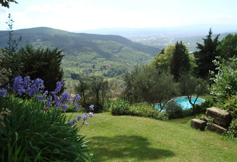Panorama a Casale Fontibucci - Bagno a Ripoli
